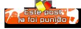 Imagens para punir um post e tabela de infrações EstePostJaFoiPunido