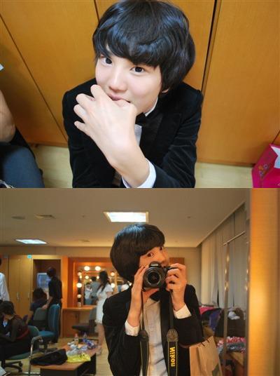 [PIC'S]SungJong Pre-Debut ºoºn_nºoº Thtt-1