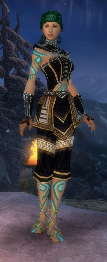 Post your Monk! Peachy