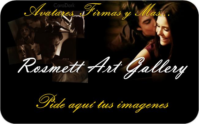 Rosmett Art Gallery!! ♥ Delena-forever