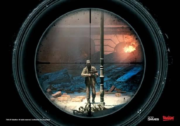 Sniper Elite V2 coming! Sniperelitev2sn