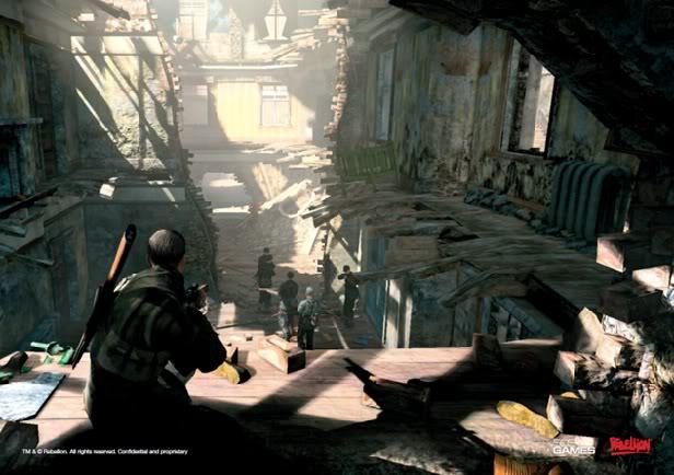 Sniper Elite V2 coming! Sniperelitev2sne