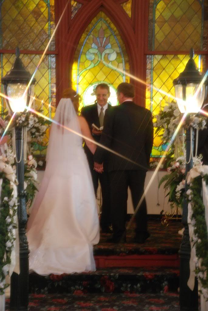 Some wedding pics! Ourwedding023