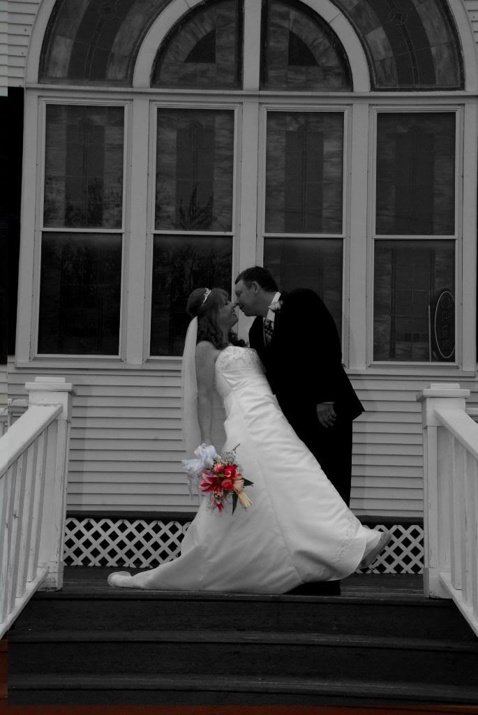 Some wedding pics! Ourwedding208