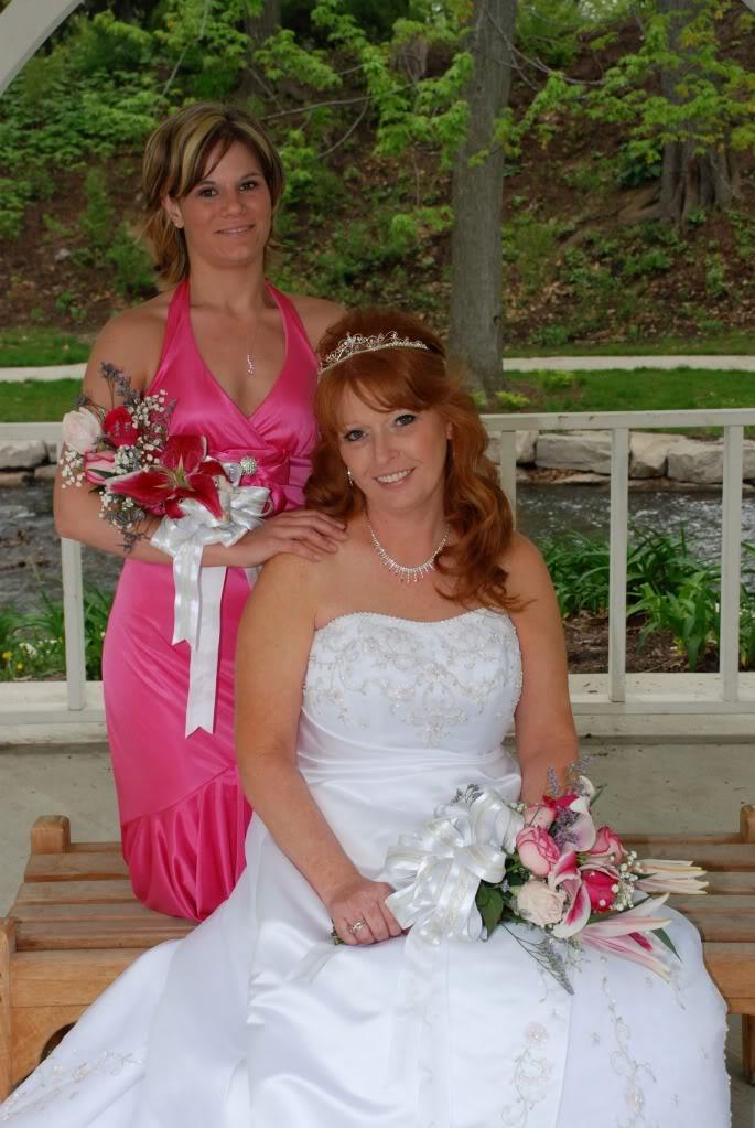 Some wedding pics! Ourwedding228