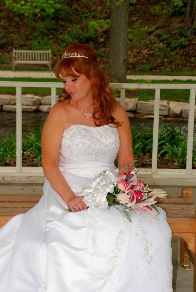 Some wedding pics! Ourwedding229