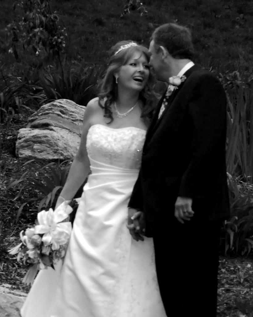 Some wedding pics! Ourwedding240
