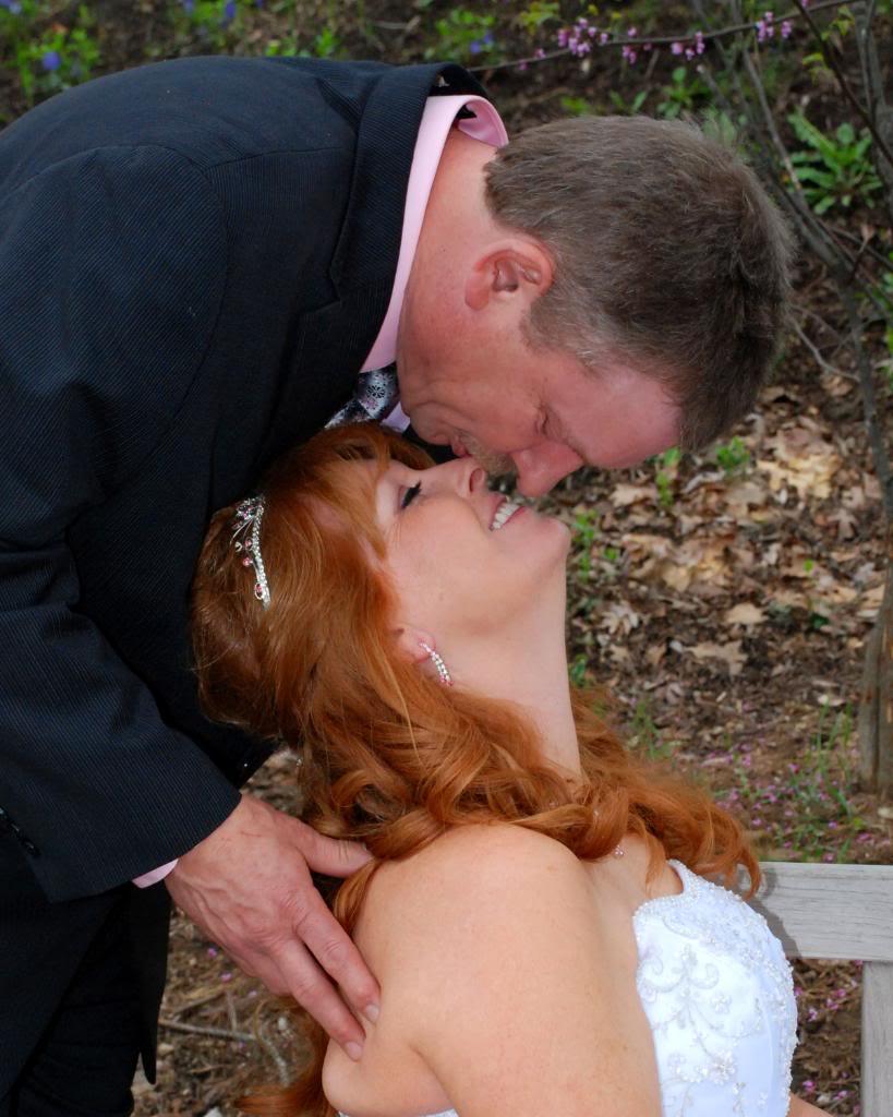 Some wedding pics! Ourwedding246