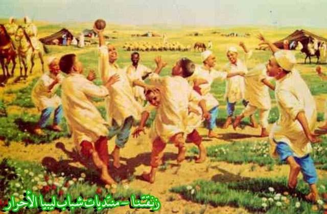 لوحــات فنيــة تجسد الثراث الليبي لمبدعين ليبيين  20027b