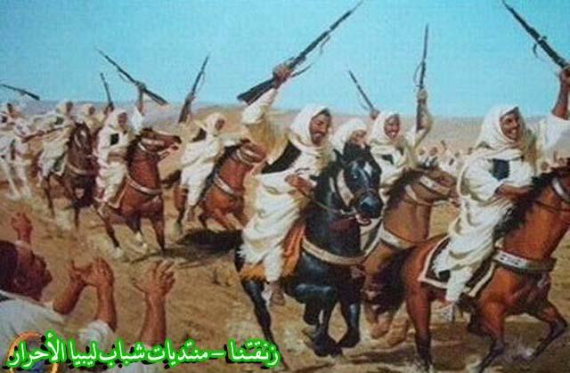 لوحــات فنيــة تجسد الثراث الليبي لمبدعين ليبيين  25b