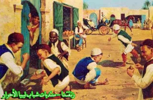 لوحــات فنيــة تجسد الثراث الليبي لمبدعين ليبيين  27b
