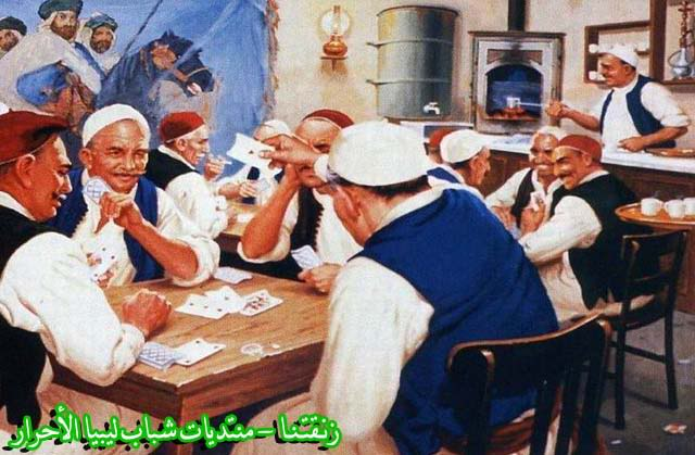 لوحــات فنيــة تجسد الثراث الليبي لمبدعين ليبيين  3e81807b