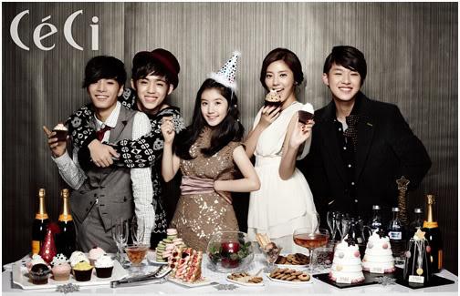 [NEWS] Revista CECI anticipa el debut de After School Boys 2