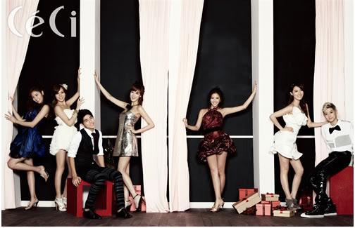 [NEWS] Revista CECI anticipa el debut de After School Boys 3