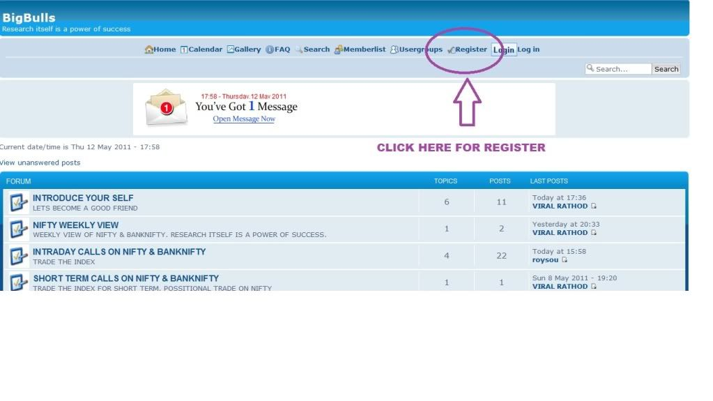 HOW TO REGISTER ???? CLICK HERE CLICKFORREG