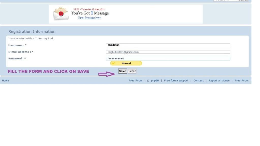 HOW TO REGISTER ???? CLICK HERE SAVE