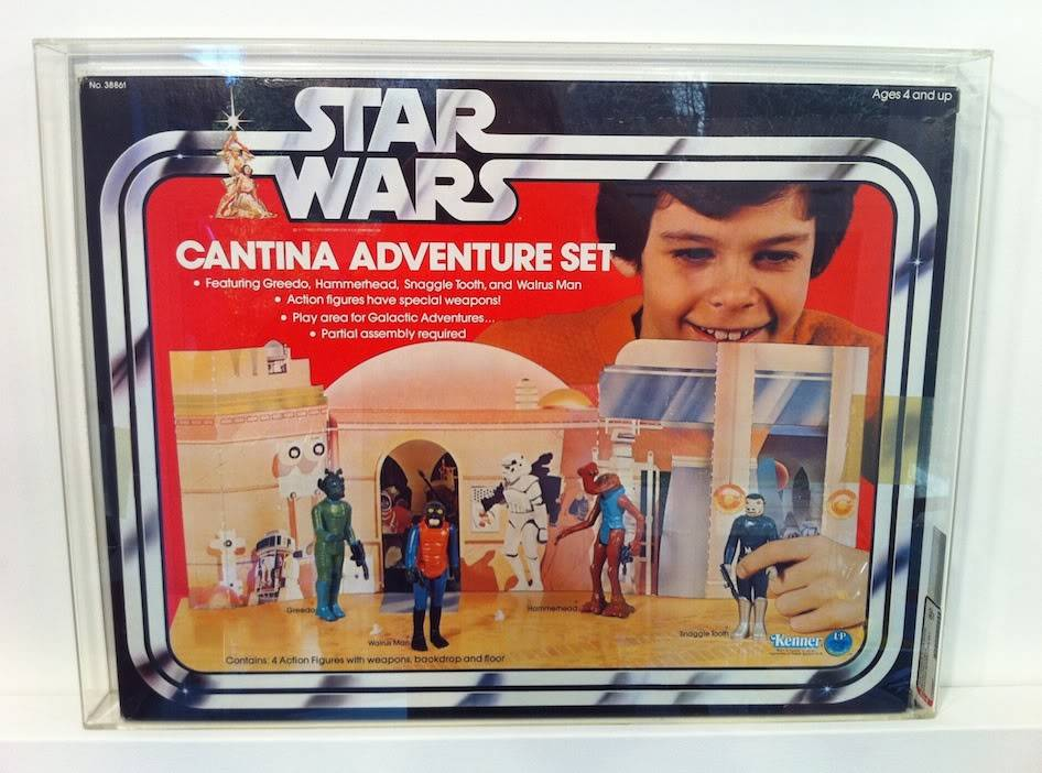 A few images of my collection CantinaAdventureSet