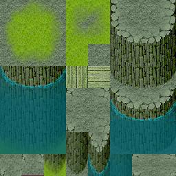 Valkyrie Stories Tileset A5-CliffVS02-GroundTiles