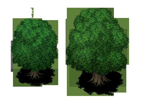 Valkyrie Stories Tileset Hanzo-VSTrees01