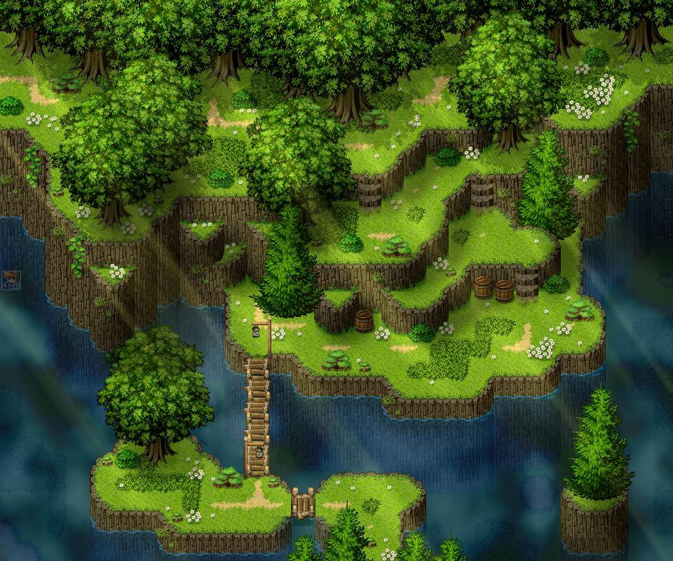 Mapping en panorama ParallaxMap