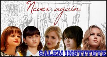 Salem Institute - Potterverse EU 1995/96 NewSIad