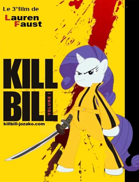 Peliculas estilo My Little Pony Killbill