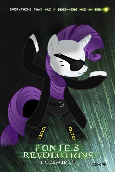 Peliculas estilo My Little Pony Matrix