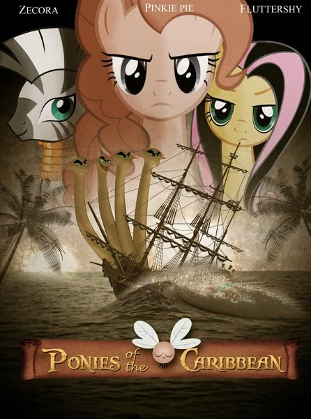 Peliculas estilo My Little Pony Piratesofthecaribbean