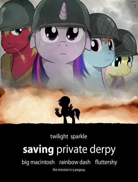 Peliculas estilo My Little Pony Saveprivateryan