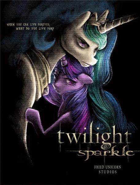 Peliculas estilo My Little Pony Twilight