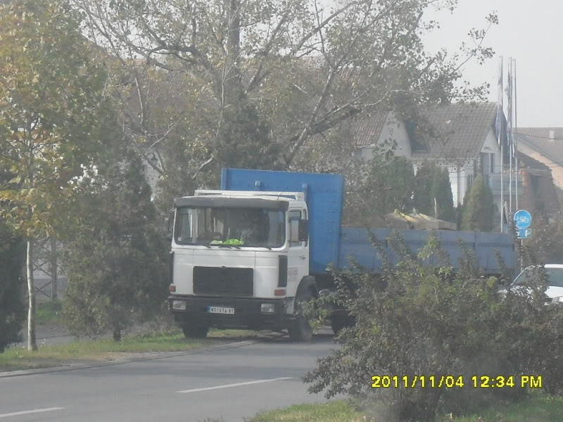 MAN kamioni  SDC11705