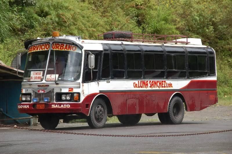 Autobusi iz celog sveta Bus-in-ecuador