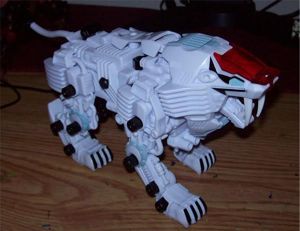 ¿Zoids piratas? Robotic beasts Beast03-2
