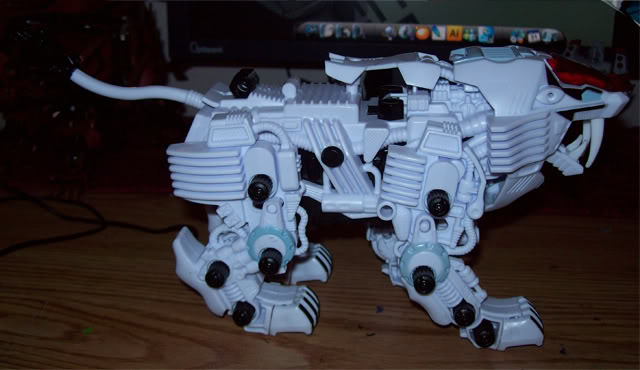 ¿Zoids piratas? Robotic beasts Beast04