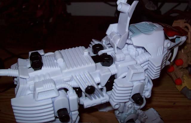 ¿Zoids piratas? Robotic beasts Beast05