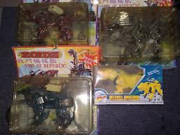 ¿Zoids piratas? Robotic beasts Bootleg2-1
