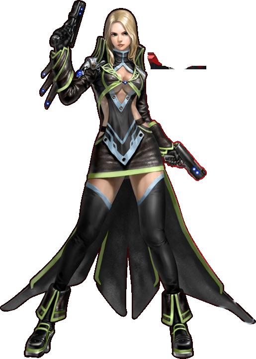 Okani Okumura~ Force_Archer