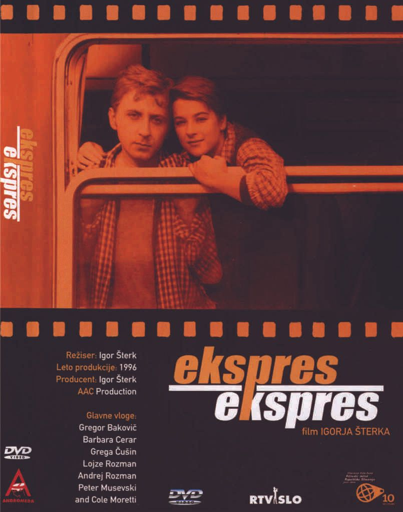Ekspres, Ekspres (Slovenia, 1996) aka Gone with the Train Expresso00