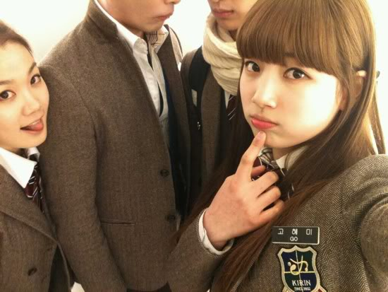 Suzy wants to take on the role of 'Go Hyemi' again 20110204_suzydreamhigh_1