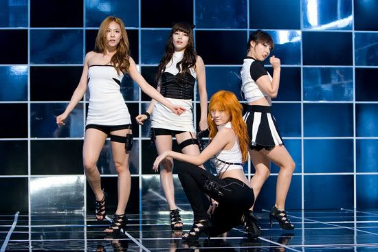 """[NOT] miss A makes a """"Good Bye Baby"""" comeback on M! Countdown 20110721_missa_mcd_perf_8"""