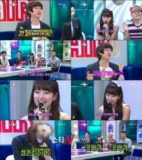 "Suzy canta ""Adiós Heechul"" en ""Radio Star ' 20111006_missa_1-460x517-1"