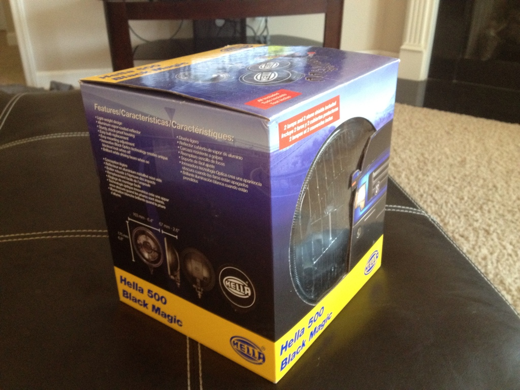 Hella 500 black magic kits (Brand new) 8ca3bd9e