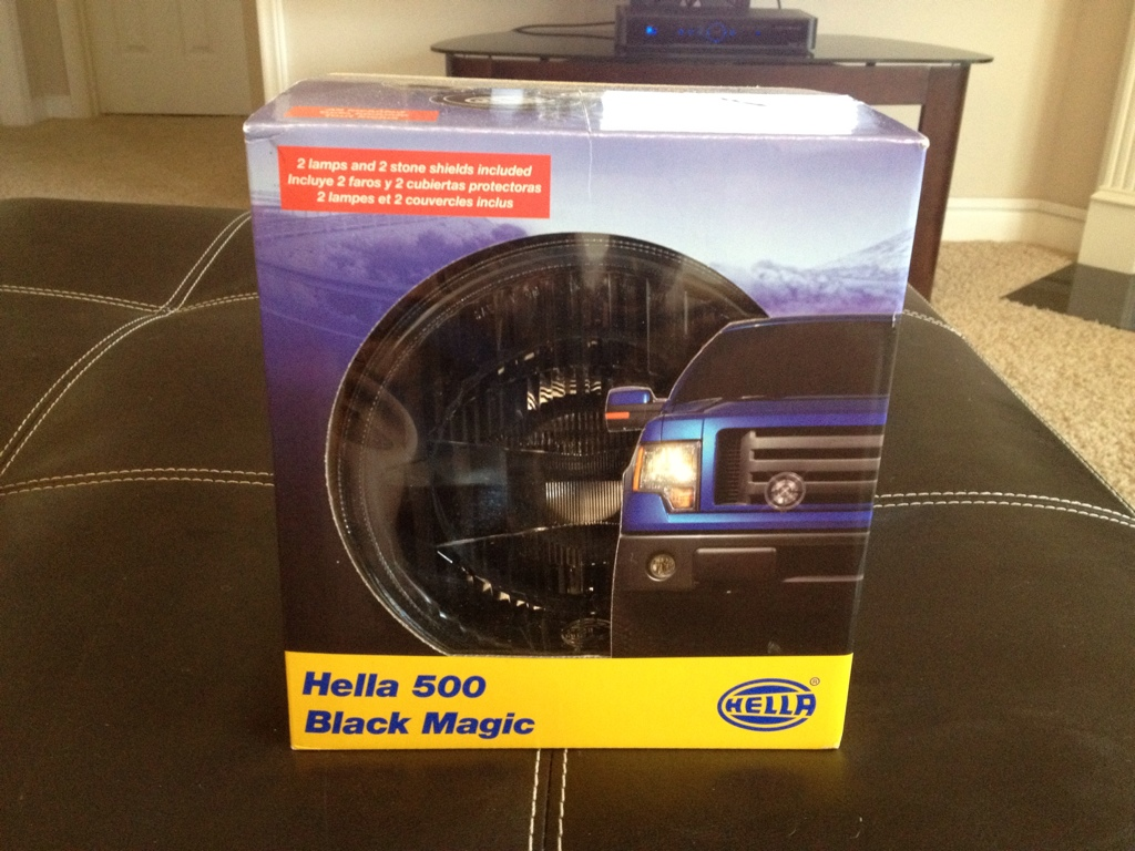 Hella 500 black magic kits (Brand new) Ca8c252e