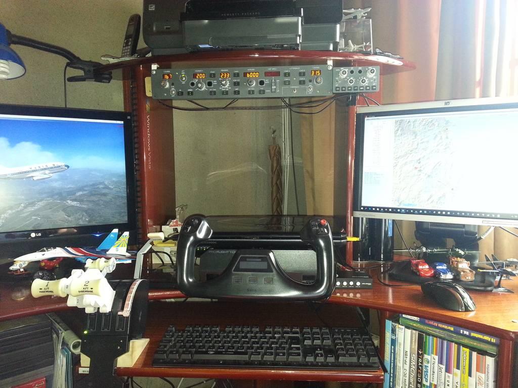 EFIS 737 Pro da Virtual Avionics 20150822_1449111
