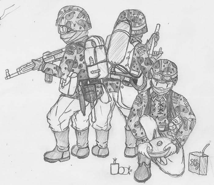 Wasteland Borderline - คลังบรรจุภาพ - Page 4 Draw001