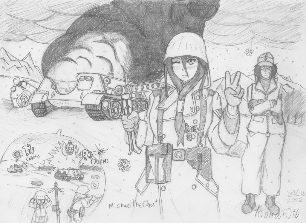Wasteland Borderline - คลังบรรจุภาพ - Page 5 Draw001-3