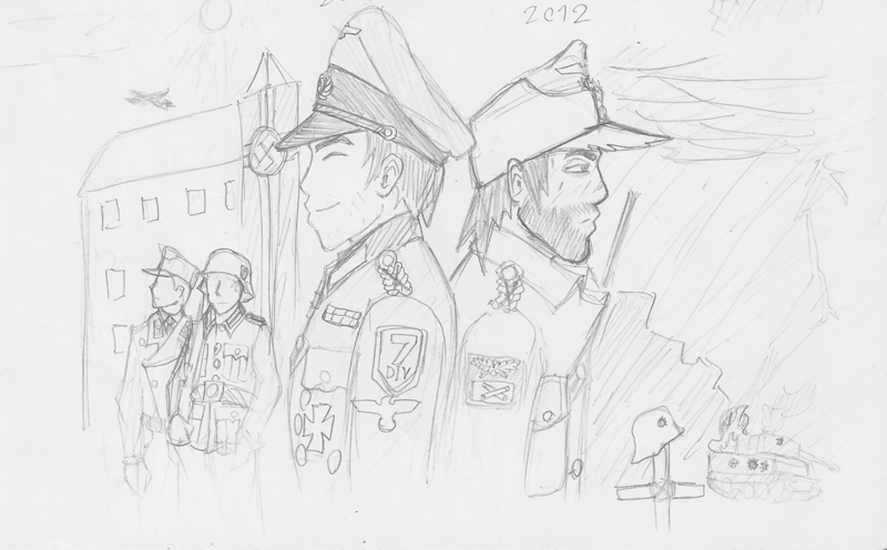 Wasteland Borderline - คลังบรรจุภาพ - Page 4 Draw003s