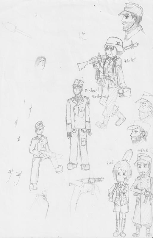 Wasteland Borderline - คลังบรรจุภาพ - Page 4 Draw004s