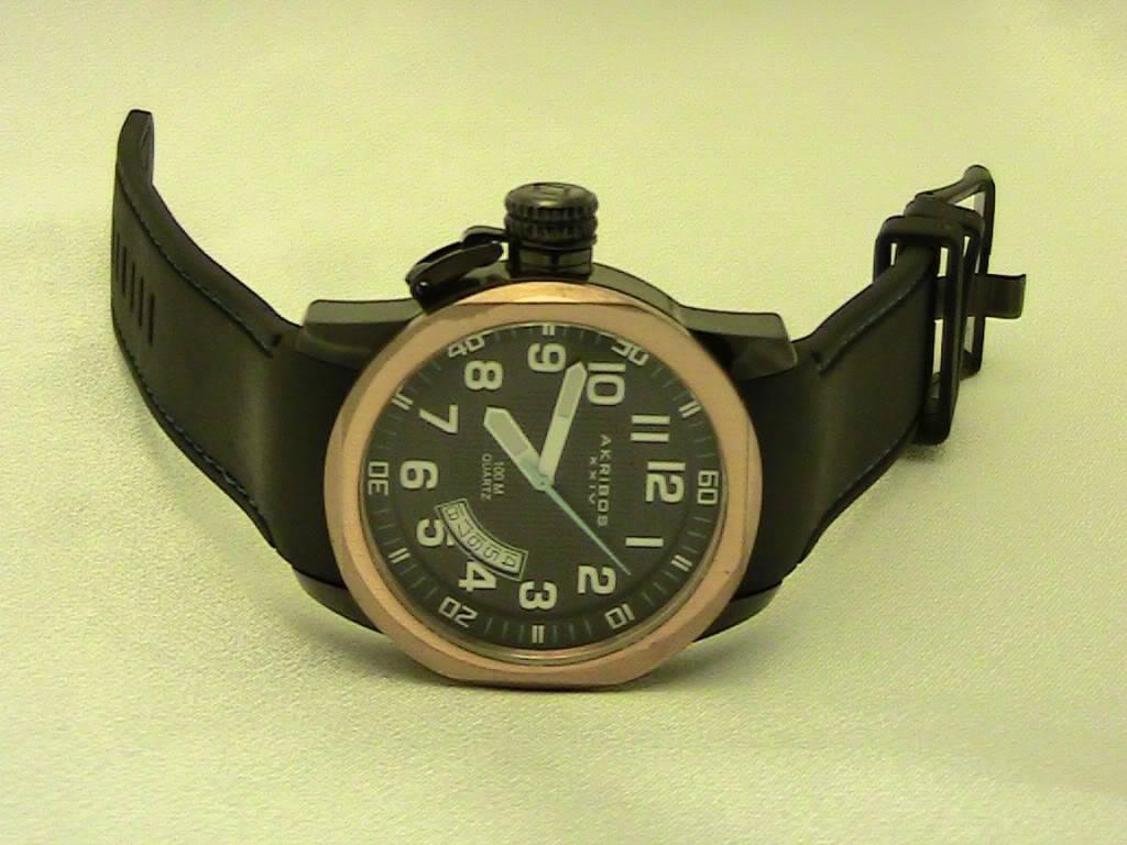 Relojes para zurdos AKRIBOSXXIV-11
