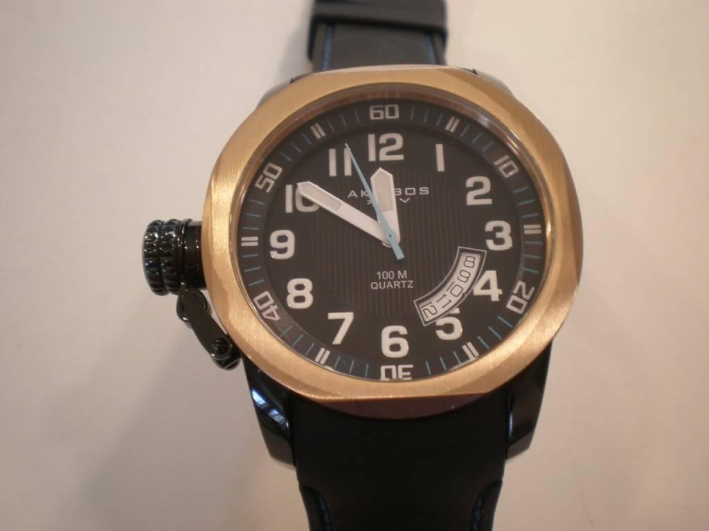 Relojes para zurdos AKRIBOSXXIV-6